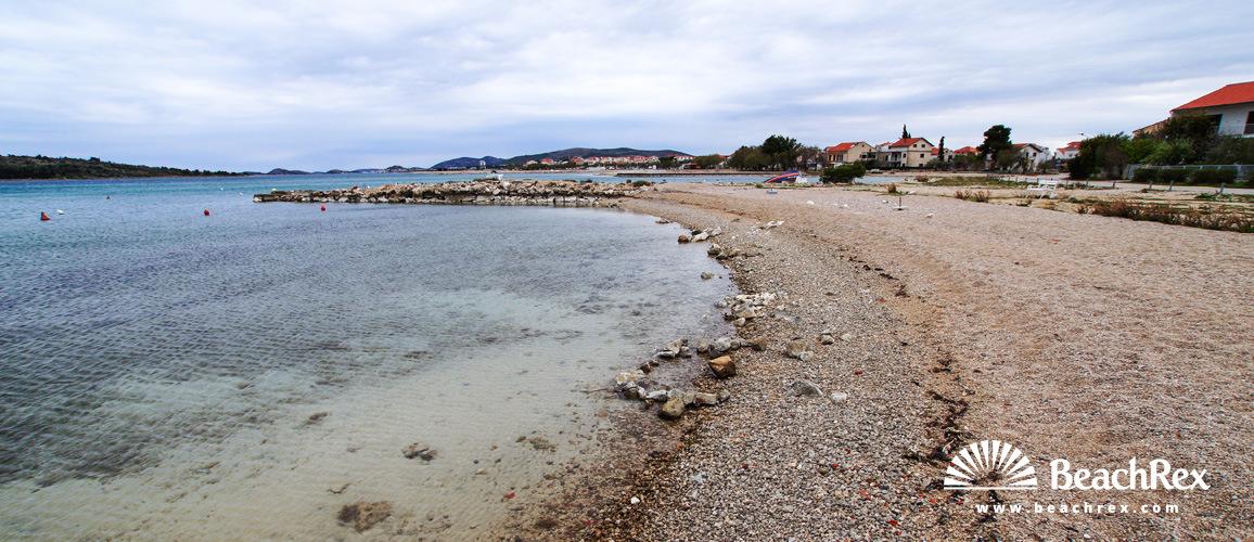 Croatia - Dalmatia  Šibenik -  Srima - Beach Duje