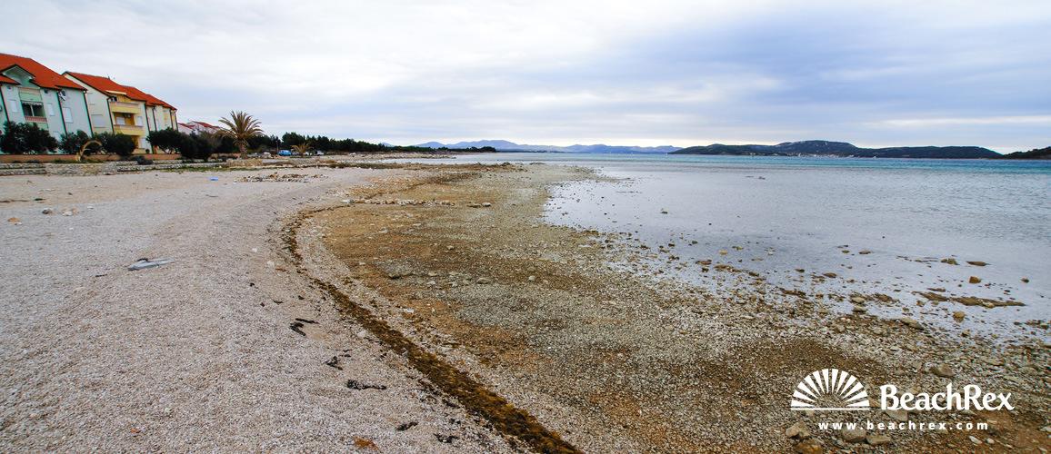 Croatia - Dalmatia  Šibenik -  Srima - Beach Barbun
