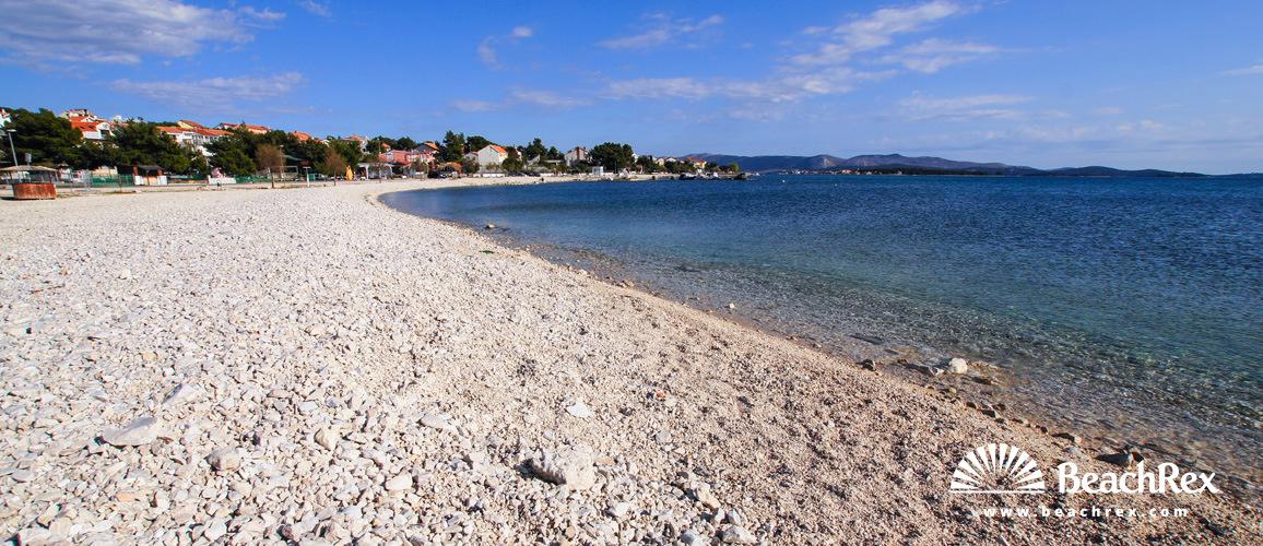 Croatia - Dalmatia  Šibenik -  Brodarica - Beach Rezalište