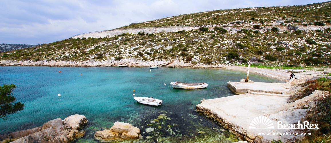 Croatia - Dalmatia  Šibenik -  Primošten - Beach Bilo