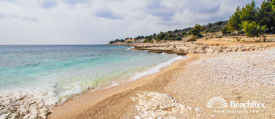 Croatia - Dalmatia  Šibenik -  Primošten - Beach Dolac
