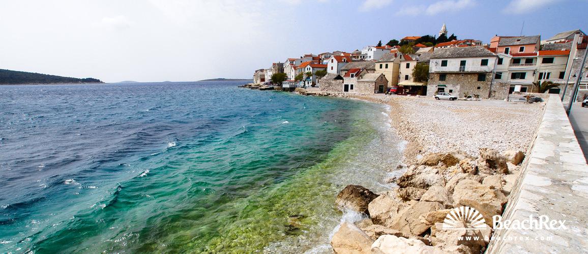 Hrvaška - Dalmacija  Šibenik -  Primošten - Plaža Sv. Juraj