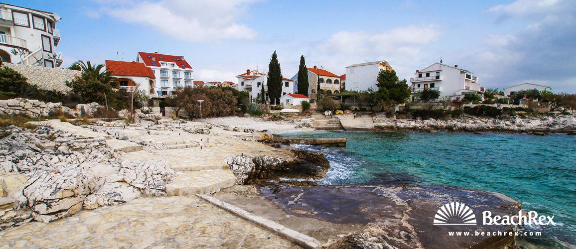 Croatia - Dalmatia  Šibenik -  Rogoznica - Beach Zečevo