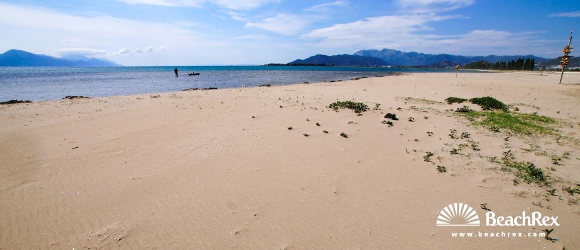 Croatia - Dalmatia  Dubrovnik -  Ploče - Beach Opuzen