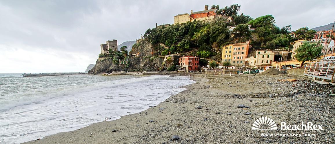 Italy - Liguria -  Monterosso al Mare - Beach Monterosso