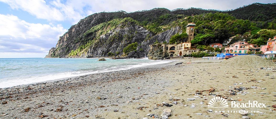Italy - Liguria -  Monterosso al Mare - Beach Fegina