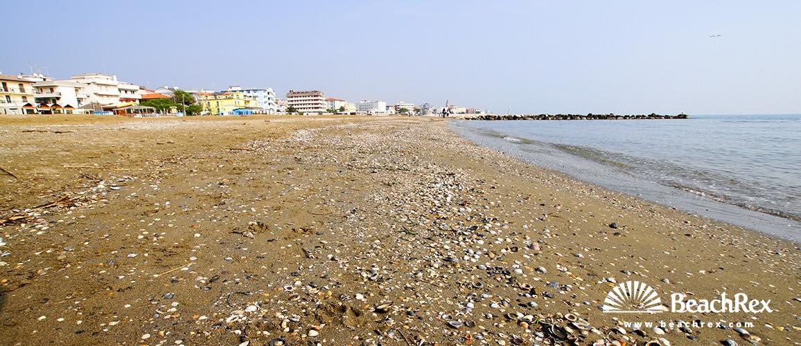 Italy - Veneto -  Caorle - Beach Ponente