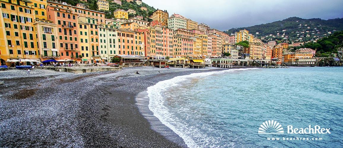 Italy - Liguria -  Camogli - Beach Paradiso