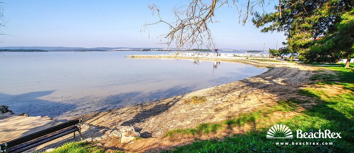 Croatia - Dalmatia  Zadar - Island Pašman -  Kraj - Beach Tratica