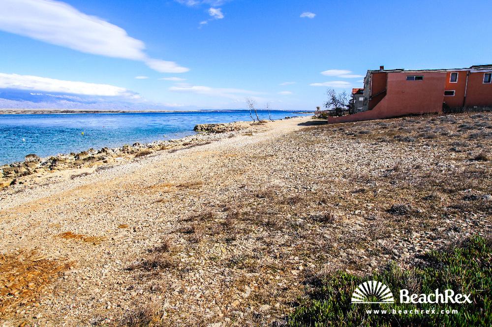 Croatia - Dalmatia  Zadar - Island Vir -  Vir - Beach Lakirka