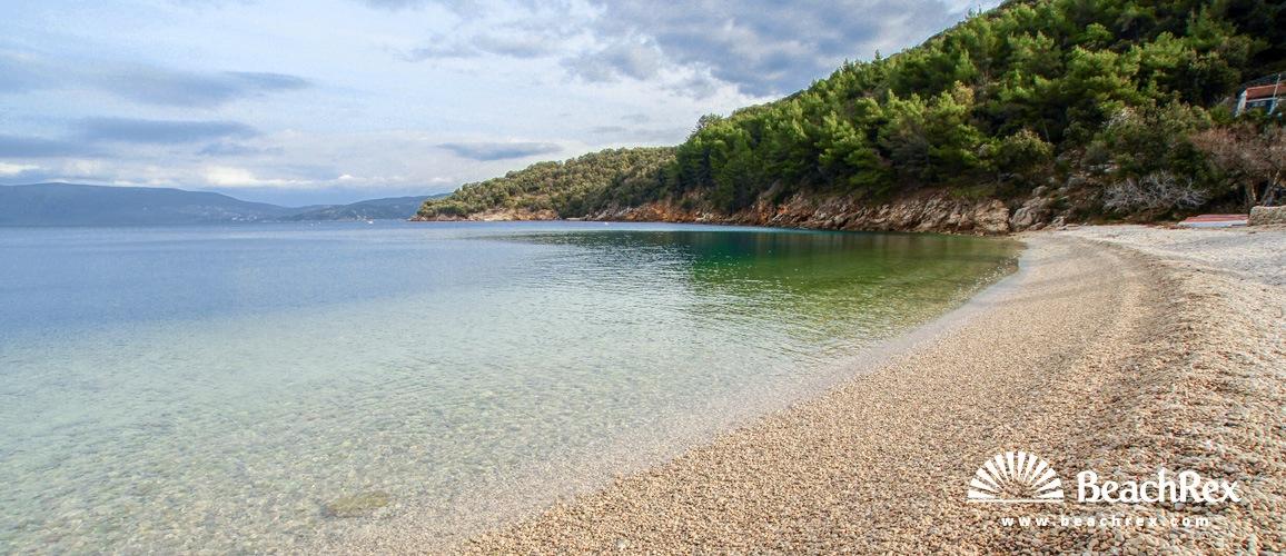 Croatia - Kvarner - Island Cres -  Valun - Beach Zdovica