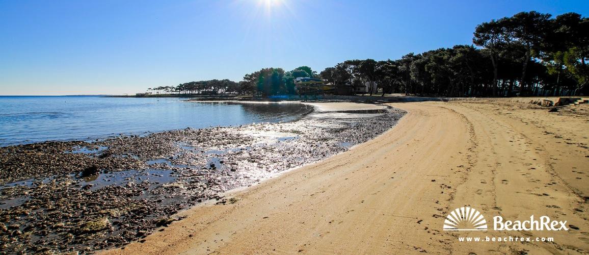 Croatia - Istra -  Medulin - Beach Medulin