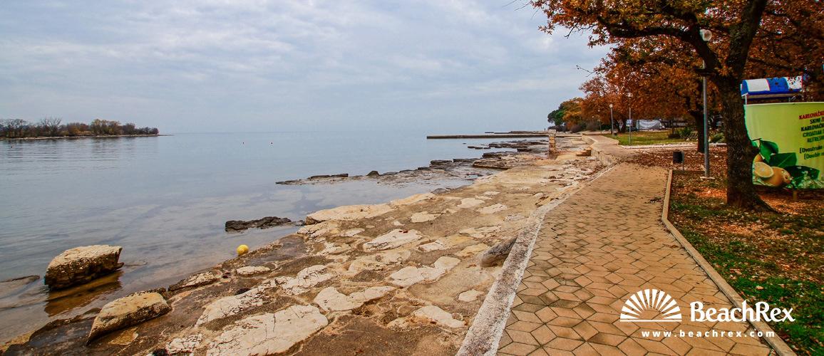 Croatia - Istra -  Križine - Beach Potočina
