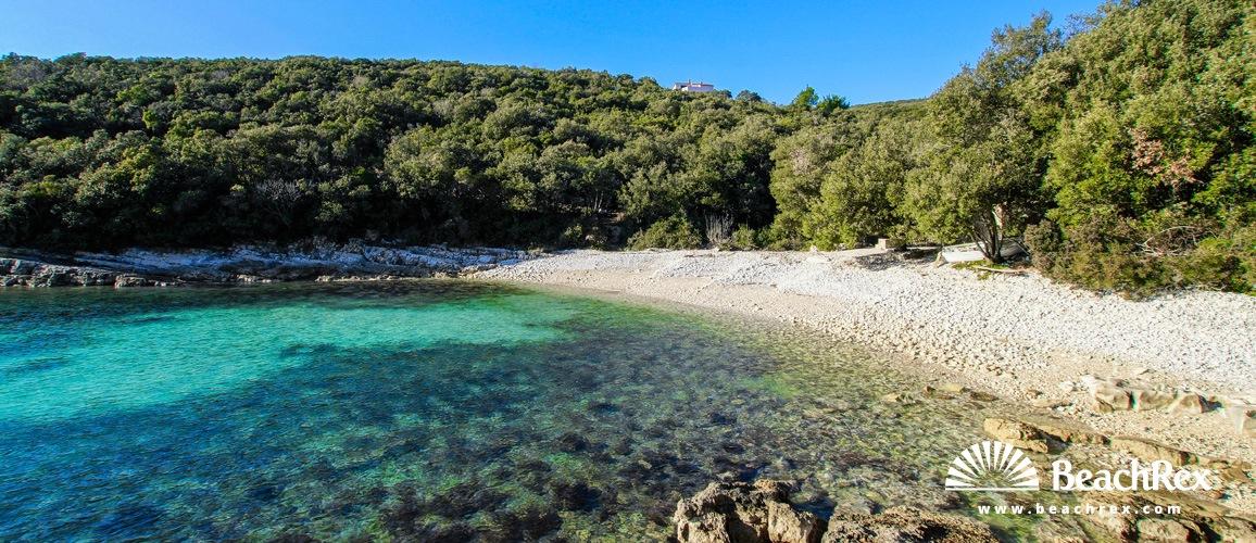 Croatia - Istra -  Kavran - Beach Kavran