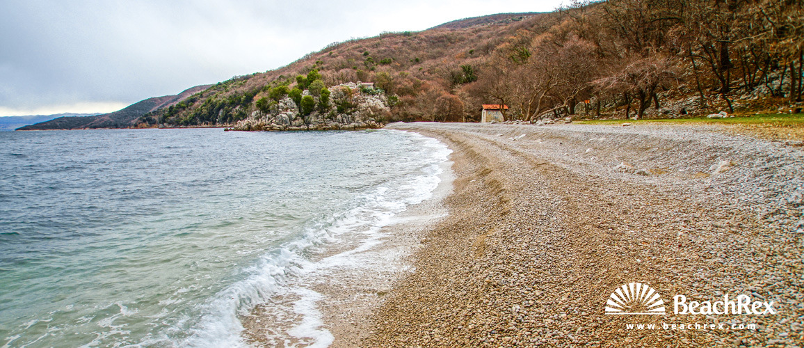 Croatia - Kvarner - Island Cres -  Porozina - Beach Stara Porozina