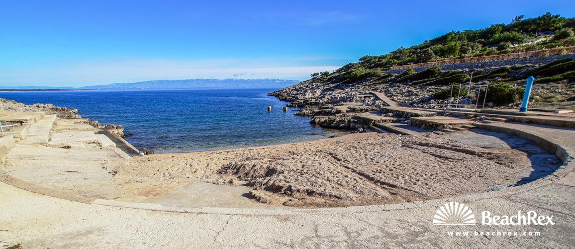 Croatia - Kvarner - Island Lošinj -  Mali Lošinj - Beach Poljana