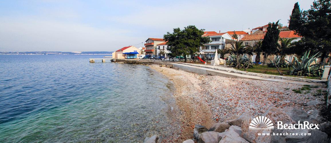 Beach Petra Dundova Kali Island Ugljan Dalmatia Zadar Croatia Beachrex Com