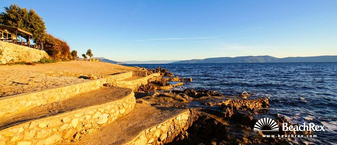 Croatia - Istra -  Ravni - Beach Ravni