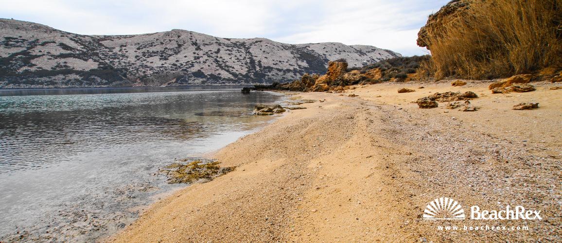 Croatia - Kvarner - Island Rab -  Barbat na Rabu - Beach Edvina