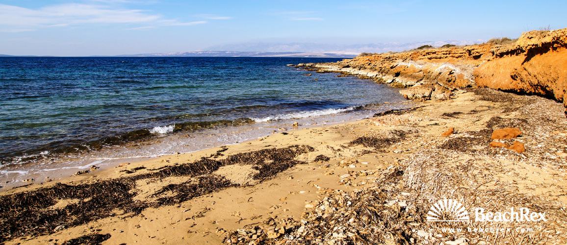 Croatia - Dalmatia  Zadar - Island Vir -  Lozice - Beach Rastavac