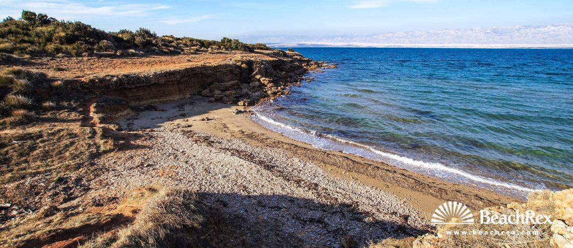 Croatia - Dalmatia  Zadar - Island Vir -  Lozice - Beach Duboka draga
