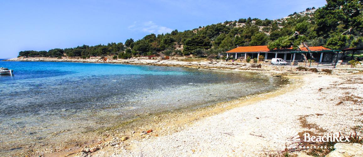 Croatia - Dalmatia  Šibenik - Island Murter -  Murter - Beach Čigrađa