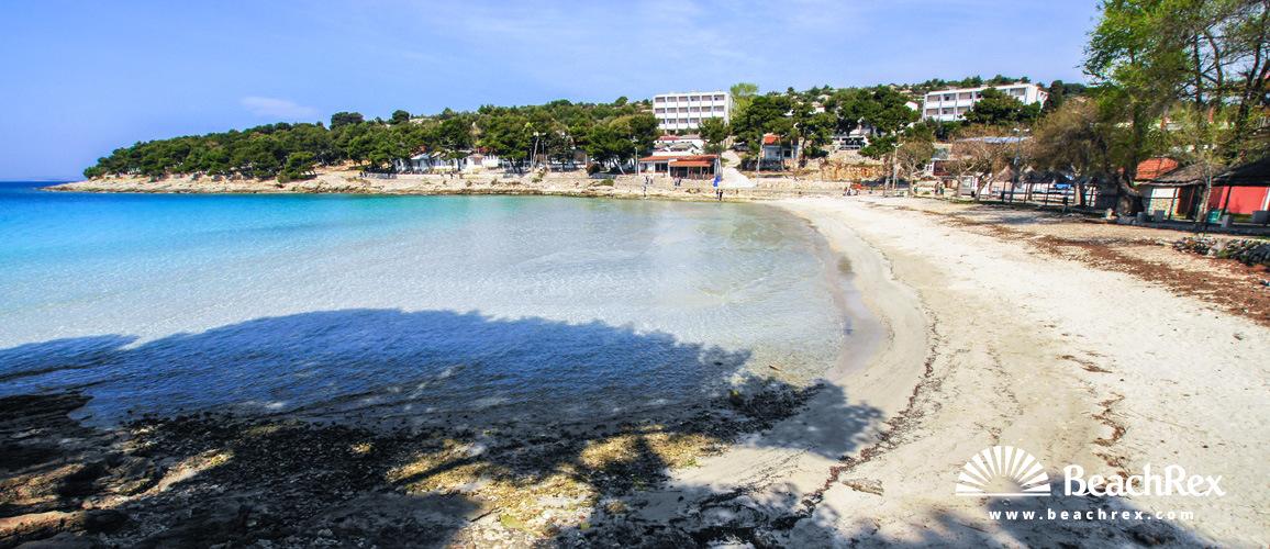 Croatia - Dalmatia  Šibenik - Island Murter -  Murter - Beach Slanica