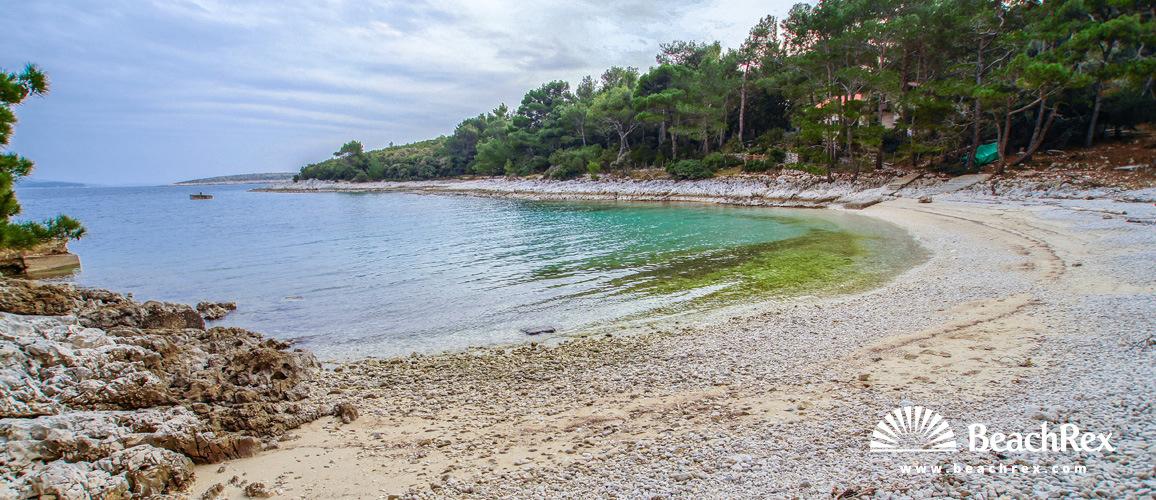 Croatia - Kvarner - Island Lošinj -  Ćunski - Beach Zabodarski