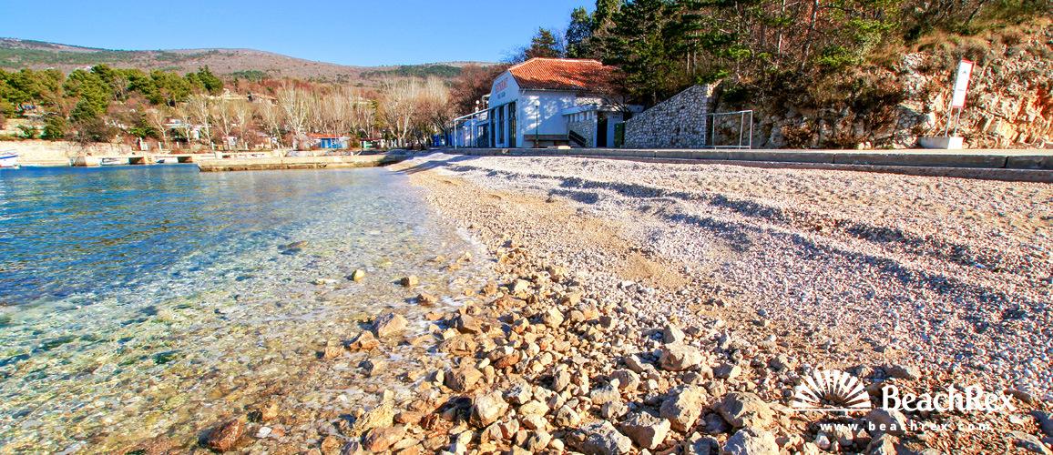 Croatia - Kvarner -  Selce - Beach Uvala Slana