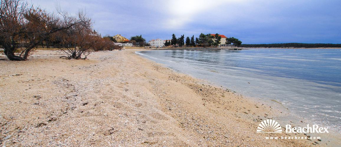 Croatia - Kvarner - Island Rab -  Banjol - Beach Padova III