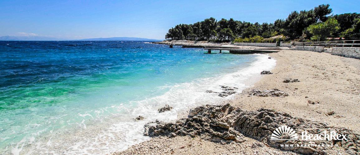 Croatia - Dalmatia  Split - Island Čiovo -  Rastića - Beach Labadusa