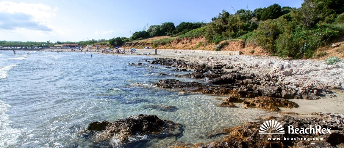 Croatia - Dalmatia  Dubrovnik - Island Korčula -  Lumbarda - Beach Vela Pržina