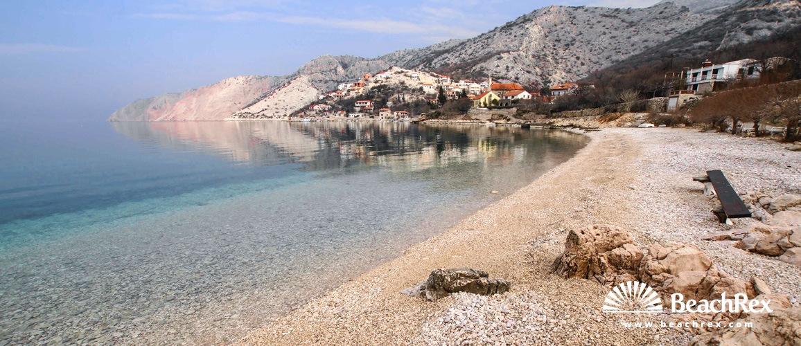 Croatia - Lika -  Lukovo - Beach Lukovo