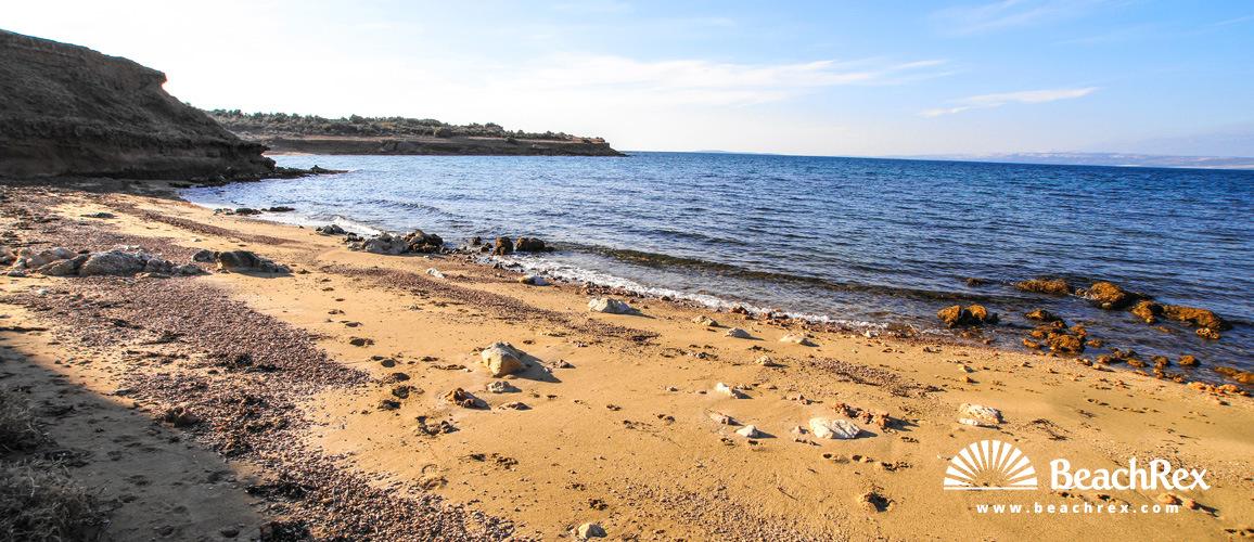 Croatia - Dalmatia  Zadar - Island Vir -  Lozice - Beach Cipavica