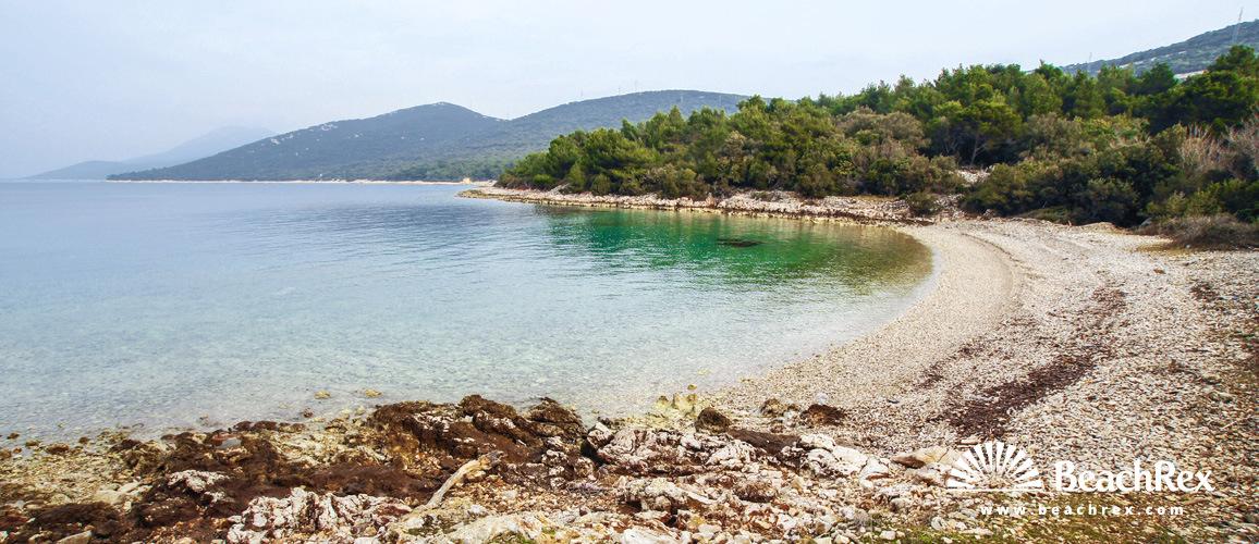 Croatia - Kvarner - Island Lošinj -  Ćunski - Beach Studenčić