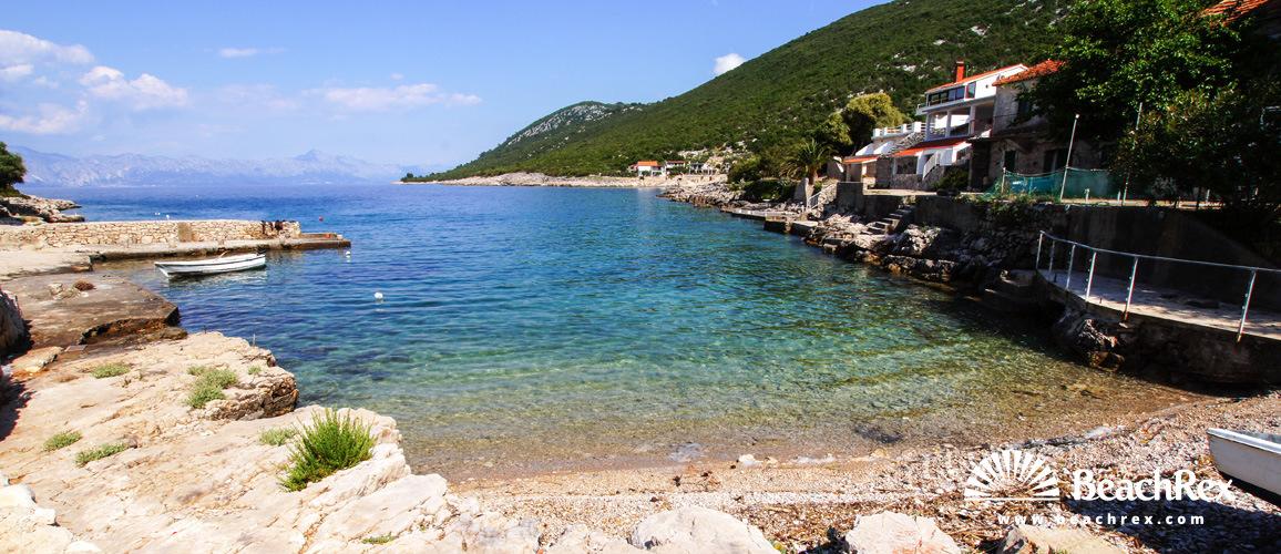Croatia - Dalmatia  Split - Island Hvar -  Gdinj - Beach Zaraće
