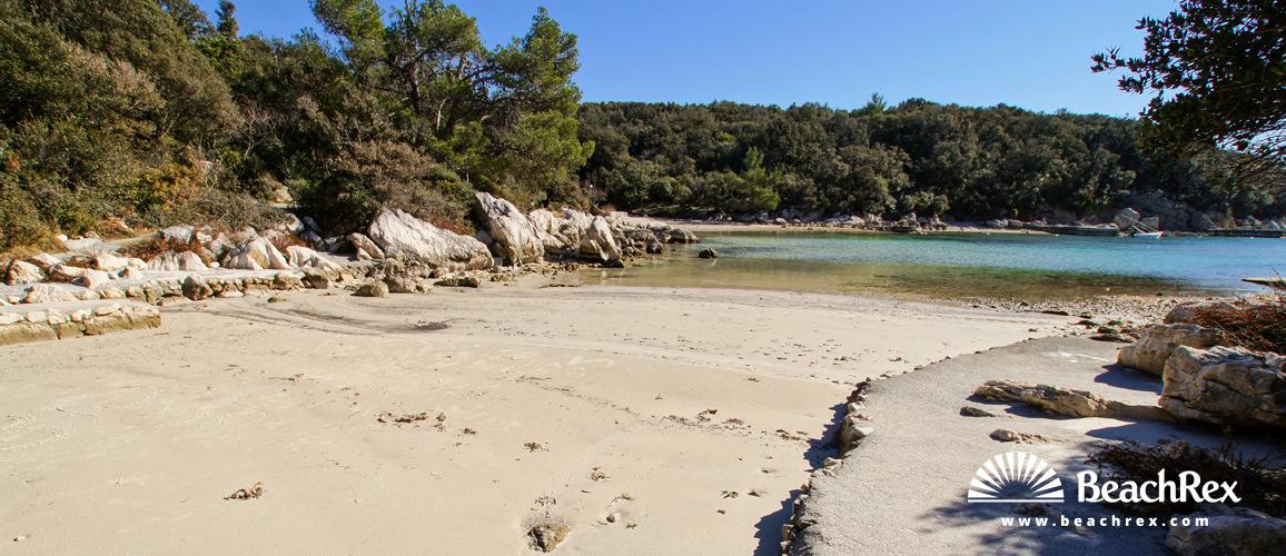 Croatia - Kvarner - Island Rab -  Rab - Beach Matovica