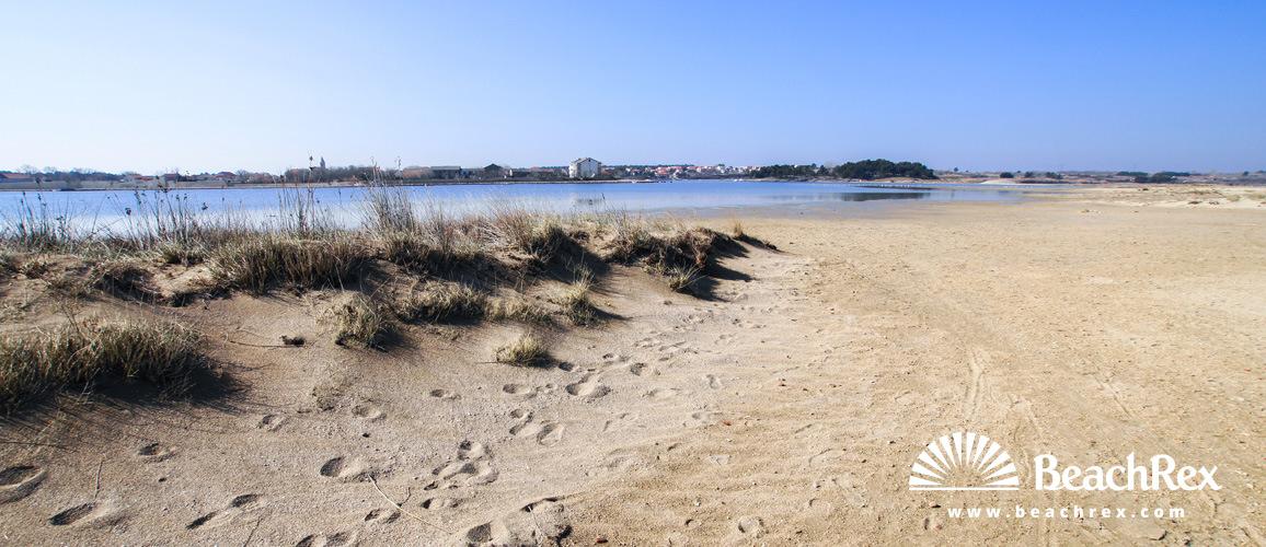 Croatia - Dalmatia  Zadar -  Nin - Beach Ždrijac