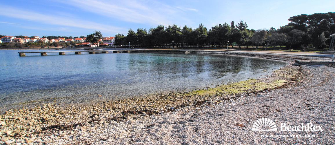 Croatia - Dalmatia  Zadar -  Zadar - Beach Zgon