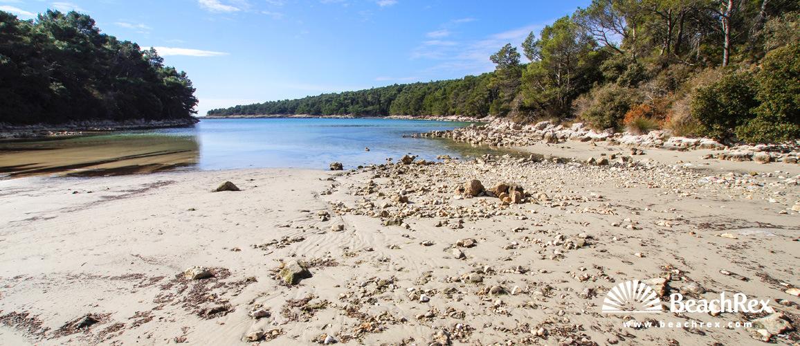 Croatia - Kvarner - Island Rab -  Rab - Beach Čifnata