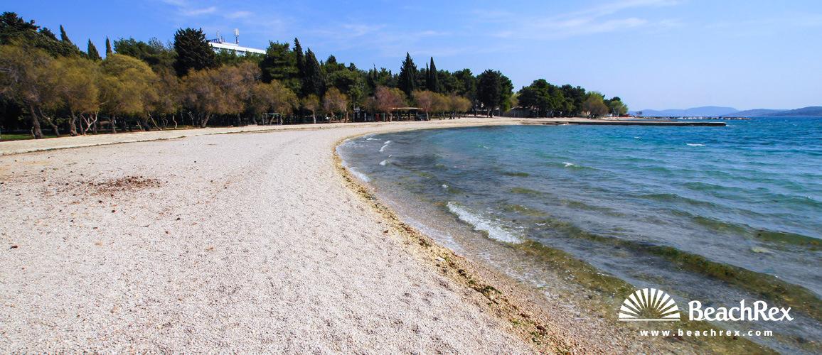 beach hangar vodice dalmatia Šibenik croatia