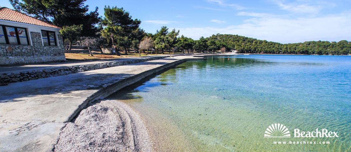 beach lovi u0161 u0107a - jezera - island murter