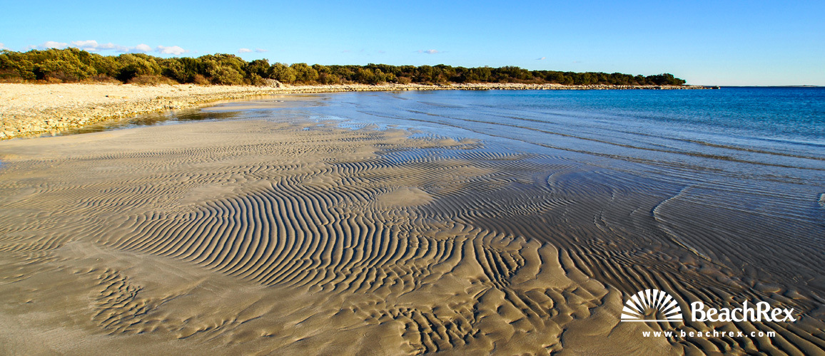 Hrvatska - Kvarner - Otok Cres -  Belej - Plaža Meli
