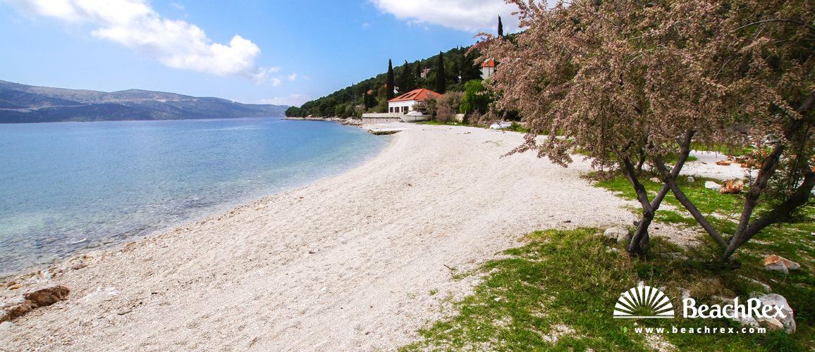Hrvatska - Dalmacija  Split -  Seget Vranjica - Plaža Bućivica