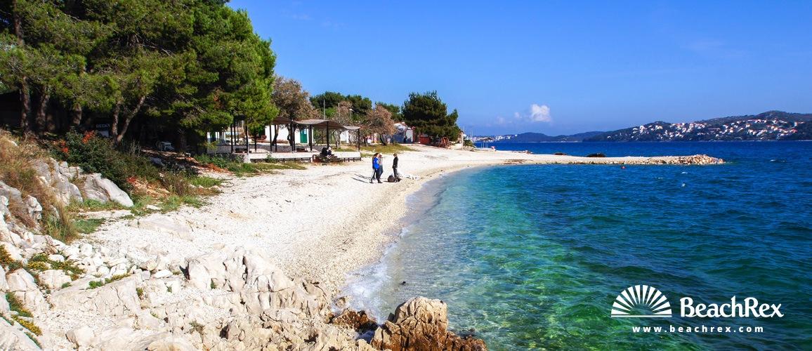 Hrvatska - Dalmacija  Split -  Seget Donji - Plaža Medena