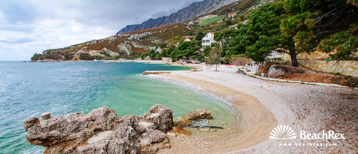 Hrvaška - Dalmacija  Split -  Medići - Plaža Medići