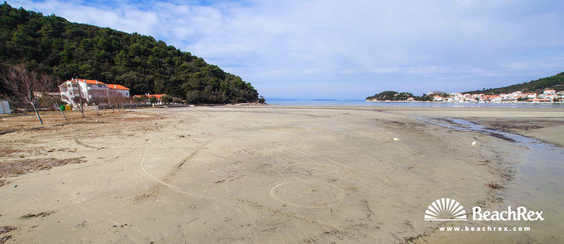 Croatia - Kvarner - Island Rab -  Kampor - Beach Mel
