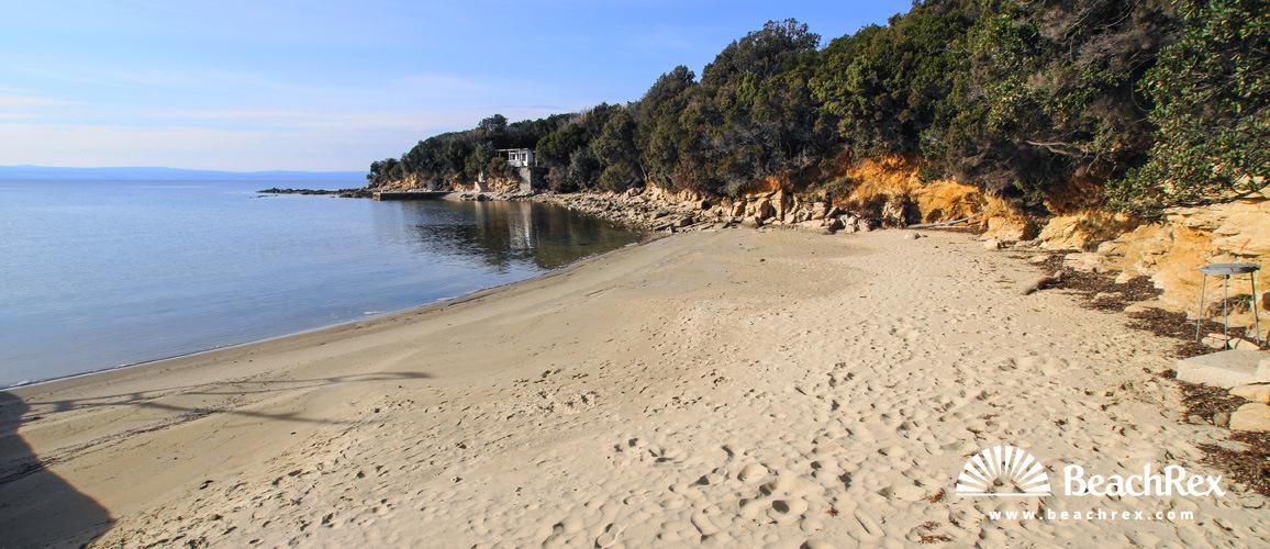 Croatia - Kvarner - Island Rab -  Supetarska Draga - Beach Veli Mel