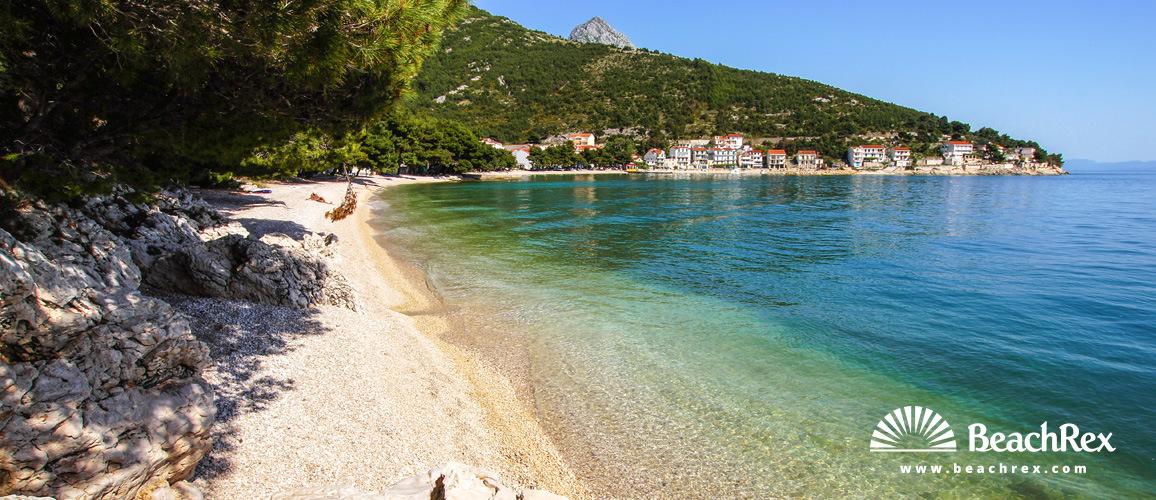Beach Gornja Vala Drvenik Dalmatia Split Croatia