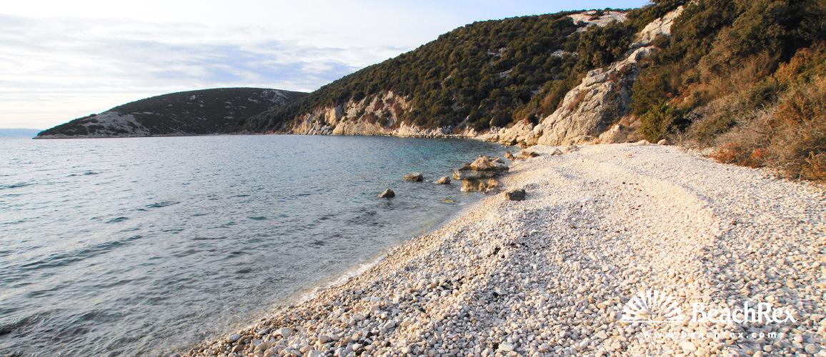Croatia - Kvarner - Island Rab -  Lopar - Beach Kozica